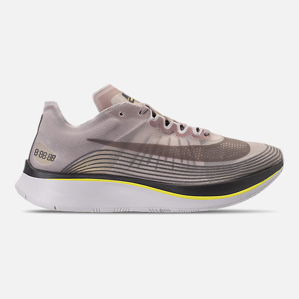 e9f441822aeea Right view of Unisex Nike Zoom Fly SP Running Shoes