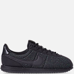 Girls' Big Kids' Nike Cortez Basic Textile SE Casual Shoes