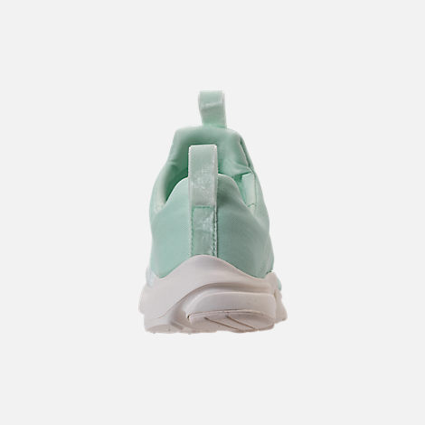 Back view of Girls' Big Kids' Nike Presto Extreme SE Running Shoes in Igloo/Sail