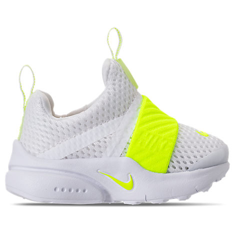Girls' Toddler Presto Extreme Se Running Shoes, White