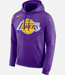 Men's Nike Los Angeles Lakers NBA Logo Essential Hoodie