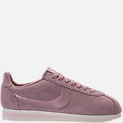 Women's Nike Classic Cortez Suede Casual Shoes
