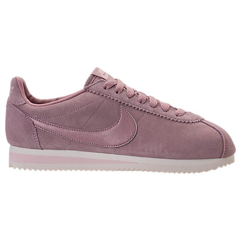 Women'S Classic Cortez Suede Casual Shoes, Purple