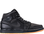 Men's Air Jordan 1 Mid Winterized Shoes