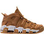 Men's Nike Air More Uptempo '96 Premium Basketball Shoes by Nike