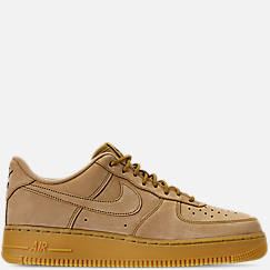 Men's Nike Air Force 1 '07 Low Wheat Casual Shoes