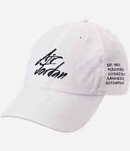 Jordan Heritage86 Script Adjustable Back Hat