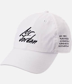 Jordan Heritage86 Script Adjustable Back Hat