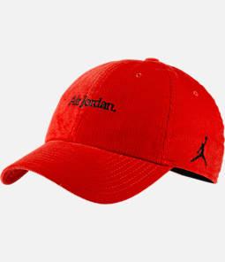 Jordan Heritage86 Corduroy Strapback Hat