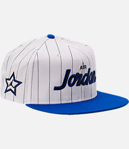 Air Jordan Retro 10 Pro Script Star Snapback Hat