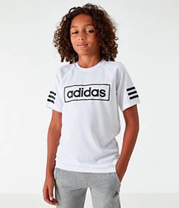 Little Kids' adidas Linear Raglan T-Shirt