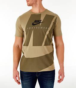 Men's Nike Sportswear Oversized Logo T-Shirt