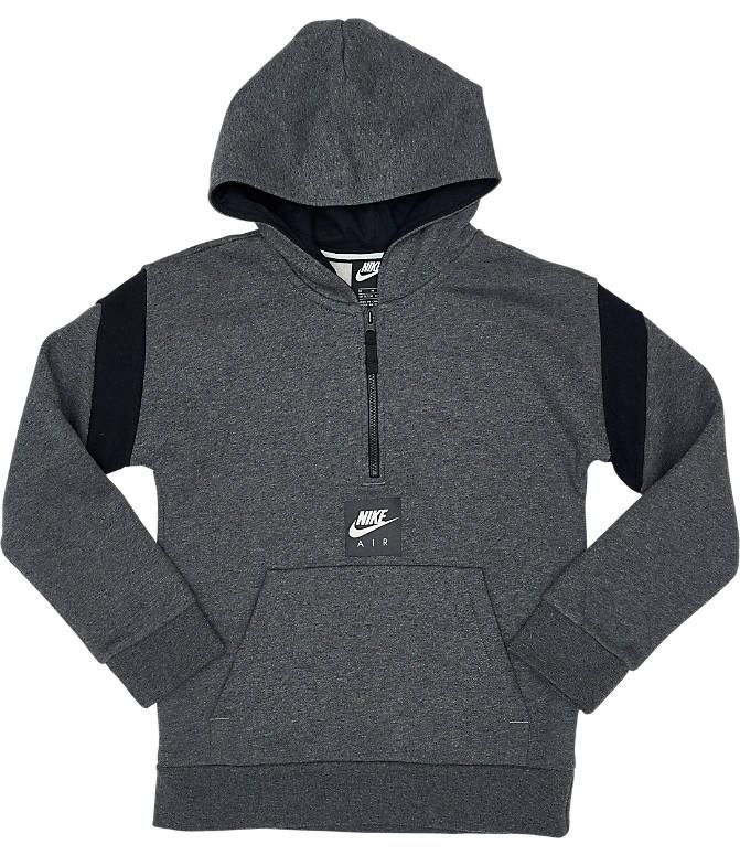Boys' Nike Air Half Zip Hoodie