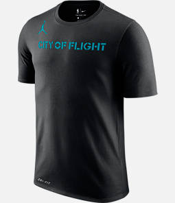 Men's Nike Charlotte Hornets NBA Dry City Edition T-Shirt