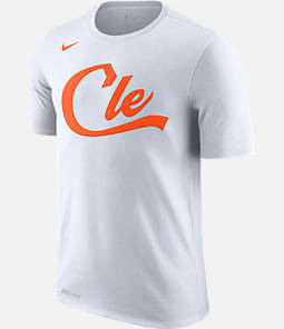 Men's Nike Cleveland Cavaliers NBA Dry City Edition T-Shirt