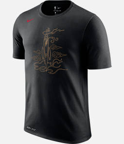 Men's Nike Houston Rockets NBA Dry City Edition T-Shirt