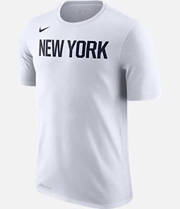 Men's Nike New York Knicks NBA Dry City Edition T-Shirt