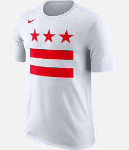 Men's Nike Washington Wizards NBA Dry City Edition T-Shirt