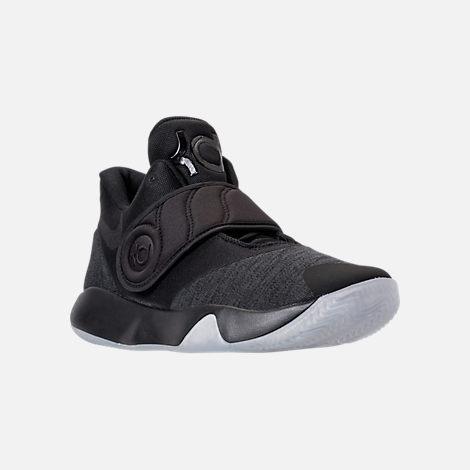 premium selection 06f46 00c11 Three Quarter view of Men s Nike KD Trey 5 VI Basketball Shoes in Black Dark
