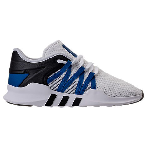 Adidas Women'S Eqt Racing Adv Casual Sneakers From Finish Line, White
