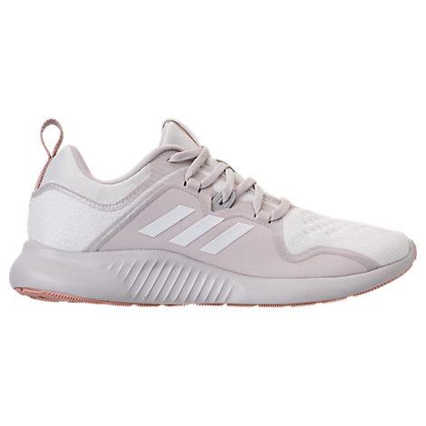 Adidas originali Donna edge rimbalzare le scarpe da corsa, bianco modesens