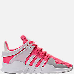 Girls' Grade School adidas EQT Support ADV Casual Shoes