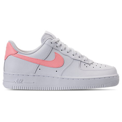 WOMEN'S AIR FORCE 1 '07 CASUAL SHOES, WHITE