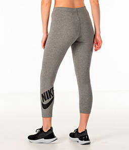 Women's Nike Sportswear Leg-A-See Crop Leggings