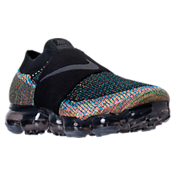"""0ac8c0db91cd ... Flyknit Moc """"Multicolor"""" NIKE AIR VAPORMAX Right View 34 View Front  View Left view ."""