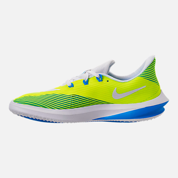 Left view of Big Kids' Nike Future Speed Running Shoes