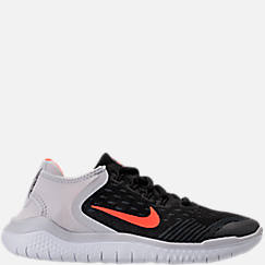 Boys' Grade School Nike Free RN 2018 Running Shoes