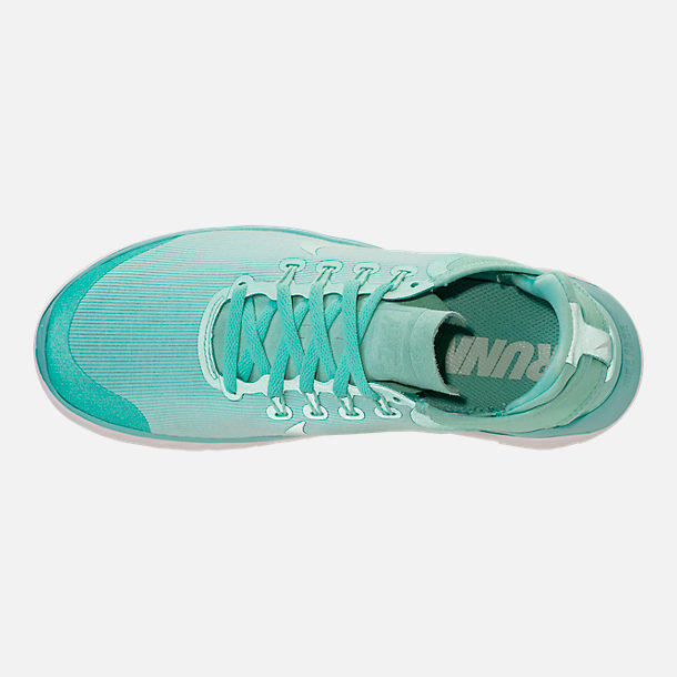 Top view of Women's Nike Free RN 2018 Running Shoes