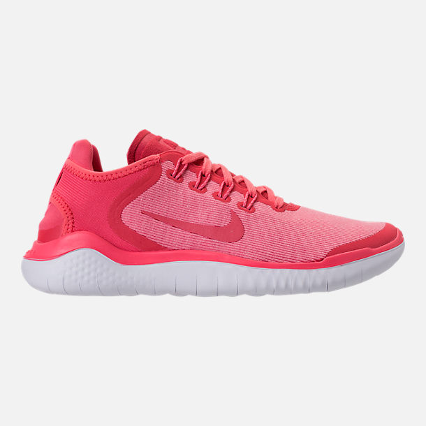 Right view of Women's Nike Free RN 2018 Running Shoes