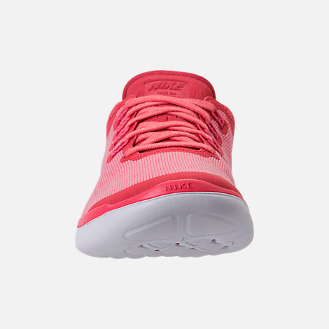 Front view of Women's Nike Free RN 2018 Running Shoes