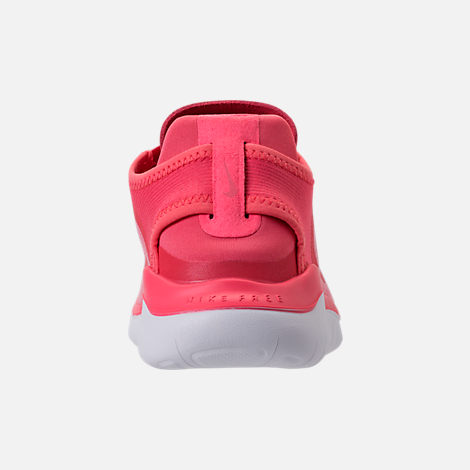 Back view of Women's Nike Free RN 2018 Running Shoes