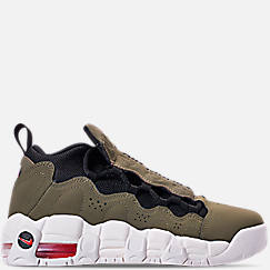 Kids' Grade School Nike Air More Money Basketball Shoes