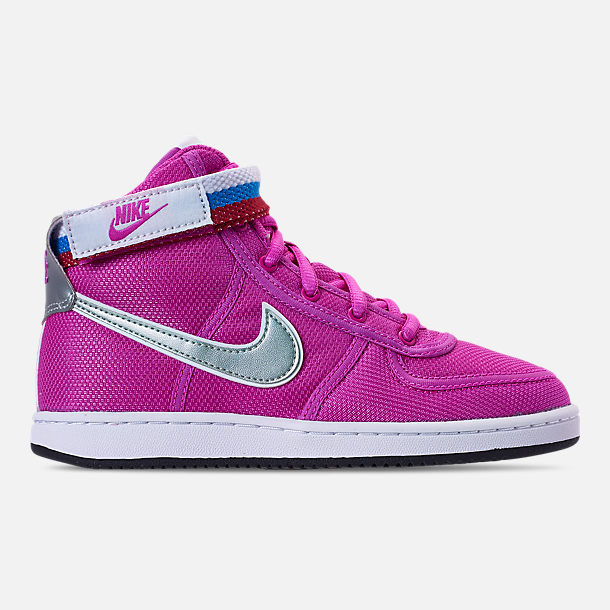 Right view of Girls' Preschool Nike Vandal Heart Casual Shoes
