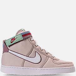 Girls' Grade School Nike Vandal Heart Casual Shoes