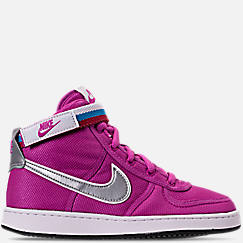 Girls' Grade School Nike Vandal Heart Casual Shoes