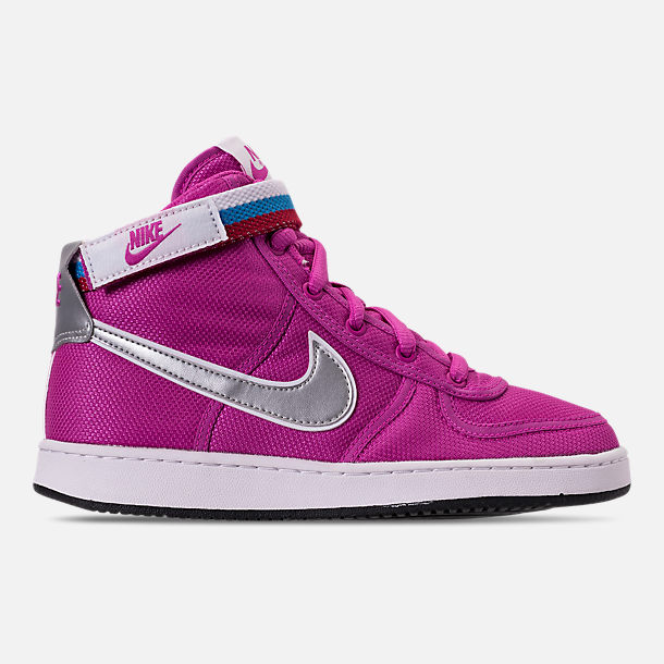 Right view of Girls' Grade School Nike Vandal Heart Casual Shoes