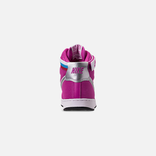 Back view of Girls' Big Kids' Nike Vandal Heart Casual Shoes
