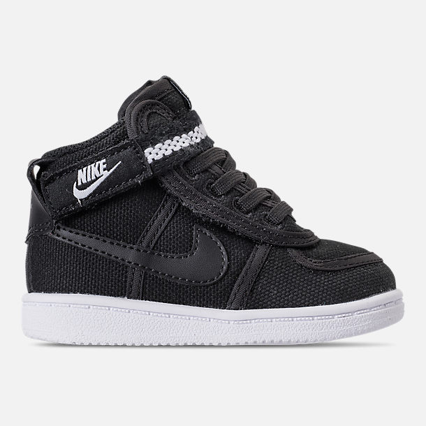 Right view of Boys' Toddler Nike Vandal High Supreme Casual Shoes
