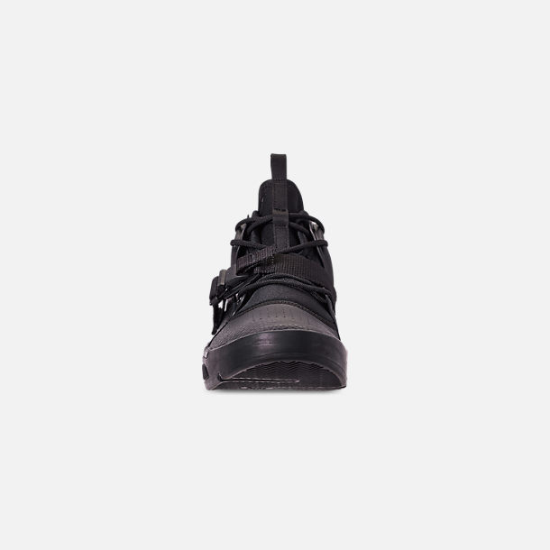 8e872dd884bc1 Front view of Men s Nike Air Force 270 Off-Court Shoes in Triple Black