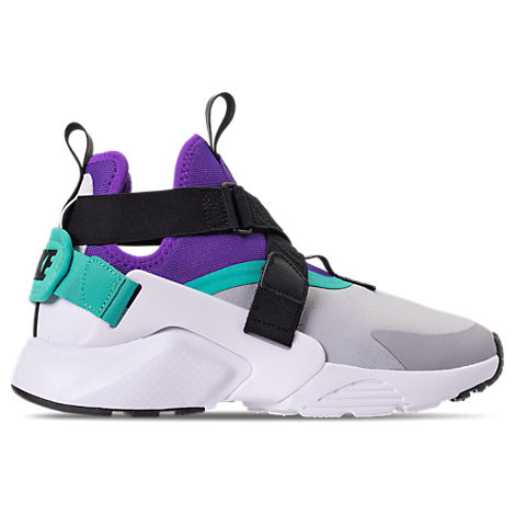 Women'S Air Huarache City Casual Shoes, Grey