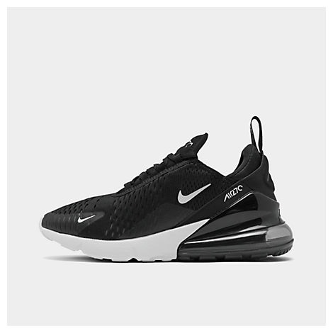 NIKE Women'S Air Max 270 Casual Shoes, Black