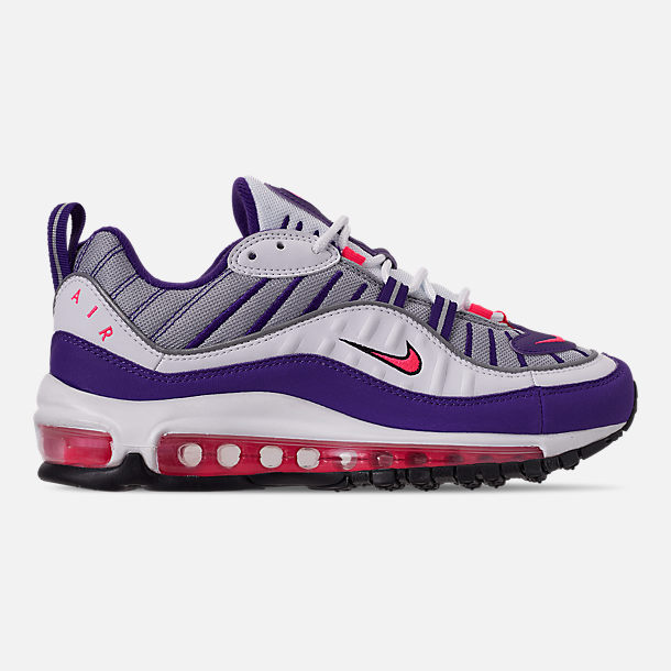 Right view of Women's Nike Air Max 98 Casual Shoes