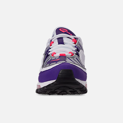 Front view of Women's Nike Air Max 98 Casual Shoes