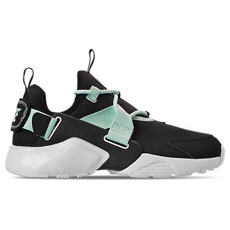 Women'S Air Huarache City Low Casual Shoes, Black