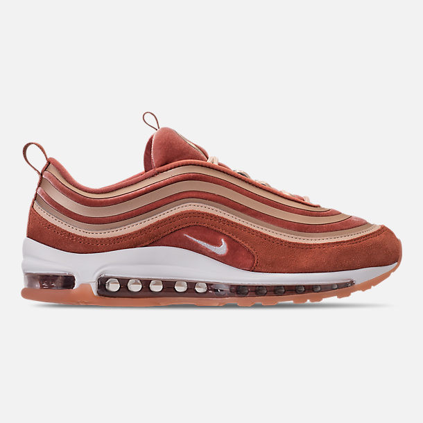 Right view of Women's Nike Air Max 97 Ultra Lux Casual Shoes