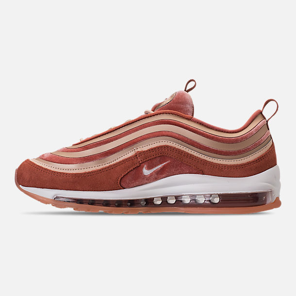Left view of Women's Nike Air Max 97 Ultra Lux Casual Shoes